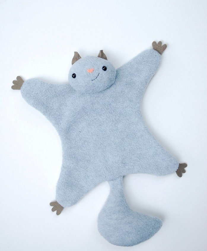 Free Flying Squirrel Pattern