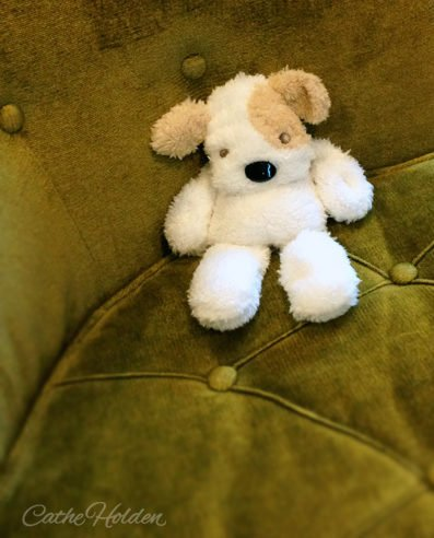 Free Stuffed Puppy Pattern