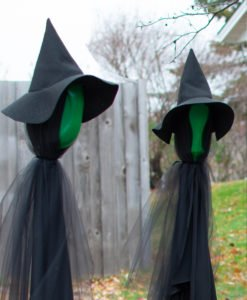 Free Witch Hat Pattern - Scratch and Stitch